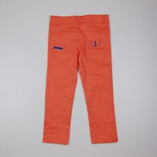 Фото: Яркие детские штаны  (артикул Gs 60008-orange) - изображение 4