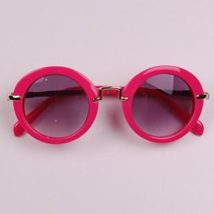 . Детские очки с круглой оправой
