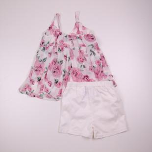 Фото: Нарядный костюм для девочки (артикул Z 50187-light pink) - изображение 4