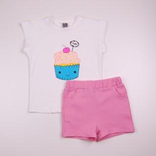 Фото: Костюм Zara на лето для девочки (артикул Z 50189-different) - изображение 3