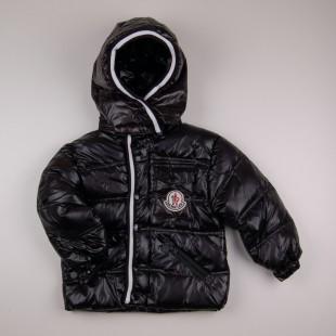 Фото: Зимняя куртка для мальчика (артикул O 10176-black) - изображение 3