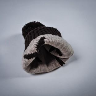 Набор шапка и шарф со звездами