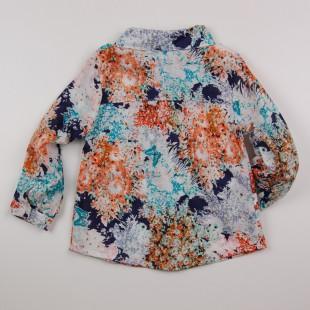Фото: Рубашка с ярким принтом (артикул O 30129-different) - изображение 4