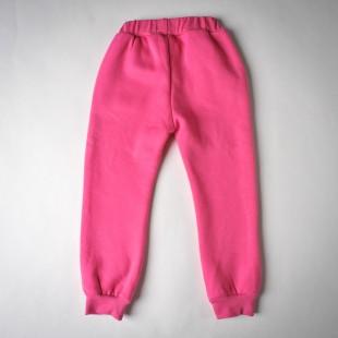 Фото: Фирменные спортивные штаны для девочки (артикул Gp 60013-pink) - изображение 4