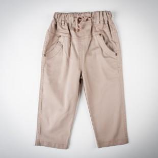 Фото: Штаны на резинке (артикул Z 60128-beige) - изображение 3