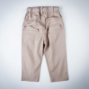 Фото: Штаны на резинке (артикул Z 60128-beige) - изображение 4