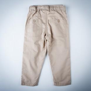 Фото: Штаны с манжетами (артикул Z 60130-beige) - изображение 4