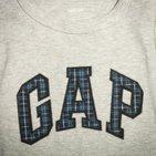 Фото: Футболка с длинным рукавом Gap (артикул Gp 30012-grey) - изображение 5