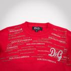 Фото:  Свитер с принтом бренда  (артикул O 20014-red) - изображение 5