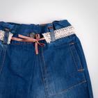 Фото: Шорты джинсовые с поясом (артикул Z 60004-jeans) - изображение 5