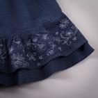 Фото: Джинсовый сарафан (артикул Z 50075-jeans) - изображение 6