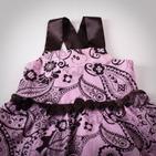 Фото: Платье с бантом на спине. (артикул O 50098-pink) - изображение 5