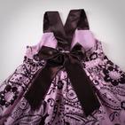 Фото: Платье с бантом на спине. (артикул O 50098-pink) - изображение 6