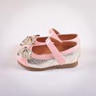 Фото: Туфли с бантиками (артикул Sh 10006-pink) - изображение 5