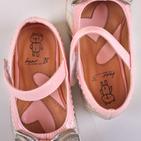Фото: Туфли с бантиками (артикул Sh 10006-pink) - изображение 6