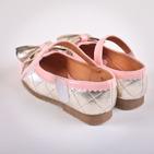 Фото: Туфли с бантиками (артикул Sh 10006-pink) - изображение 10