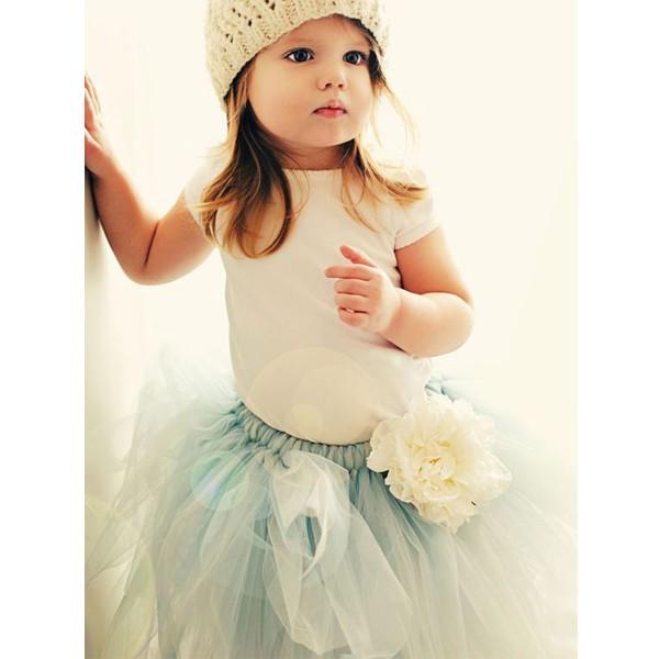 Детская юбка из фатина доставка