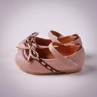 Фото: Туфли с тонким бантиком (артикул Sh 10023-pink) - изображение 7