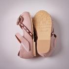 Фото: Туфли с тонким бантиком (артикул Sh 10023-pink) - изображение 8