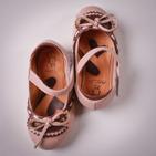 Фото: Туфли с тонким бантиком (артикул Sh 10023-pink) - изображение 9