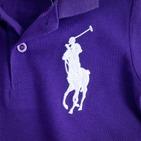 Фото: Футболка Big Polo (артикул RL 40001-purple) - изображение 6