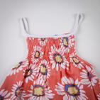 Фото: Платье с рисунками цветов. (артикул O 50127-orange) - изображение 5