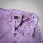 Фото: Зауженные брюки лилового цвета (артикул Gp 60009-purple) - изображение 5