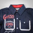 Фото: Рубашка с надписями. (артикул Gs 30011-deep blue) - изображение 5