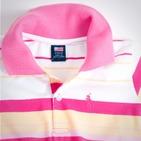 Фото: Платье Polo в полоску (артикул RL 50006-pink-white) - изображение 5
