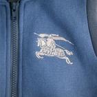 Фото: Жилет с капюшоном (артикул B 20005-blue) - изображение 6