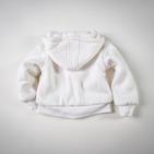 Фото: Белоснежный спортивный костюм (артикул Gp 70006-white) - изображение 7
