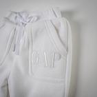 Фото: Белоснежный спортивный костюм (артикул Gp 70006-white) - изображение 12