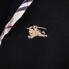 """Фото: Платье с капюшоном и карманом """"кенгуру"""" (артикул B 50012-black) - изображение 7"""