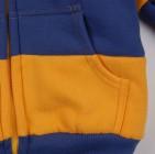 Фото: Костюм утепленный в полоску (артикул Gp 70006-blue-yellow) - изображение 9