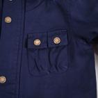 Фото: Куртка Polo с капюшоном (артикул RL 10005-deep blue) - изображение 5
