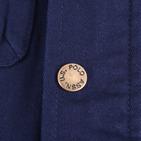Фото: Куртка Polo с капюшоном (артикул RL 10005-deep blue) - изображение 6