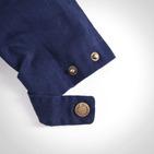 Фото: Куртка Polo с капюшоном (артикул RL 10005-deep blue) - изображение 7