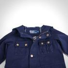 Фото: Куртка Polo с капюшоном (артикул RL 10005-deep blue) - изображение 8
