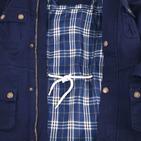 Фото: Куртка Polo с капюшоном (артикул RL 10005-deep blue) - изображение 9