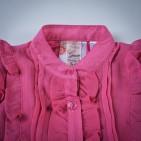 Фото: Блузка с рюшами (артикул Gs 30006-pink) - изображение 5