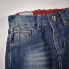 Фото: Джинсы с разноцветной подкладкой (артикул Z 60110-jeans) - изображение 6
