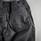 Фото: Серые штанишки утепленные мехом (артикул Z 60035-grey) - изображение 6