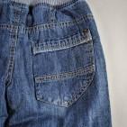 Фото: Джинсы утепленные на резинке (артикул Z 60114-jeans) - изображение 6