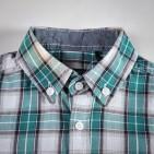 Фото: IKKS. Рубашка в клетку (артикул O 30068-square) - изображение 5