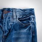 Фото: Джинсы с поясом резинкой (артикул Z 60013-jeans) - изображение 5