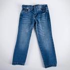 Фото: Джинсы с поясом резинкой (артикул Z 60013-jeans) - изображение 7