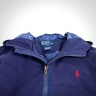 Фото: Куртка с капюшоном (артикул RL 10009-deep blue) - изображение 7