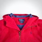 Фото: Куртка с капюшоном (артикул RL 10009-red) - изображение 5