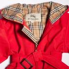Фото: Куртка с поясом (артикул B 10004-red) - изображение 5