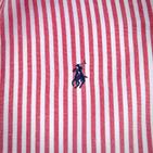 Фото: Рубашка в полоску (артикул RL 30006-red) - изображение 6